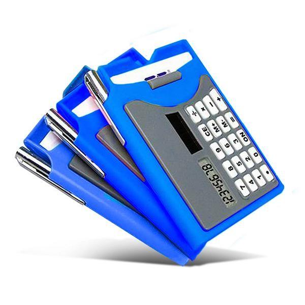 Calculadora Porta Tarjetas