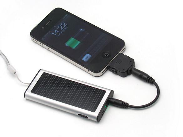 Cargador Solar Para Celulares BM-2087LA