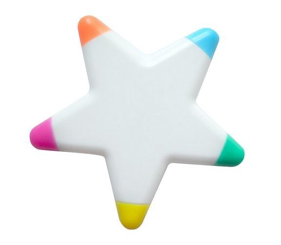 Resaltador Estrella